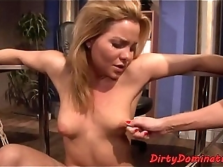 Restrained Become Alert Ridden Desist By Lezdom Milf