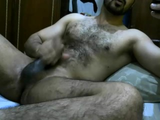 Hairy Indian Hunk
